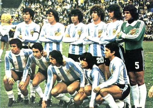 argentina 78 y 86