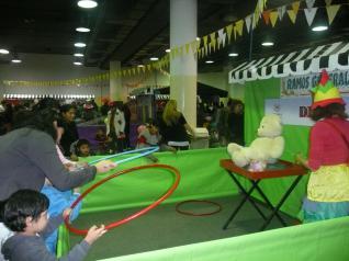 Fundacion Flexer Festejo El Dia Del Nino