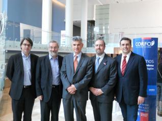 CCTVal presentó propuesta de primer laboratorio subterráneo de Chile