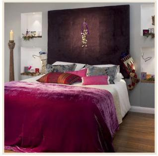 C mo crear una deco rom ntica para navidad for Crear dormitorio virtual