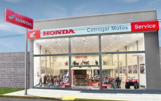 Cetrogar Motos inauguró una nueva sucursal en Corrientes