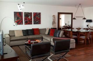Fontenla concret el interiorismo de una unidad en torres for Fontenla muebles