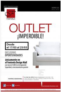 Fontenla invita a su sale outlet for Fontenla muebles