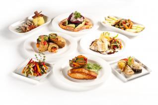 Gama gourmet presenta su l nea de pescado en cocina de - Cocina quinta gama ...