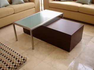 Fontenla realiz el mobiliario de las habitaciones del for Fontenla muebles