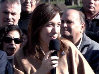 Vidal anuncia en Pergamino plan de obras por la emergencia hídrica