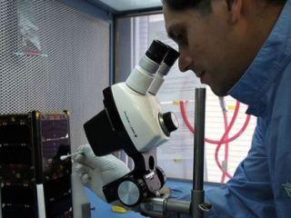 Sexto nanosatélite argentino al espacio