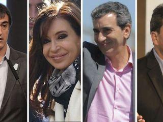 Los candidatos de las PASO
