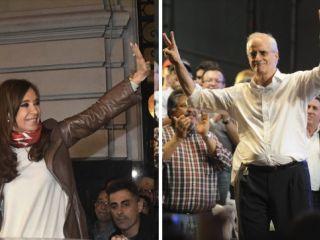 Cristina Kirchner, la precandidata a senadora