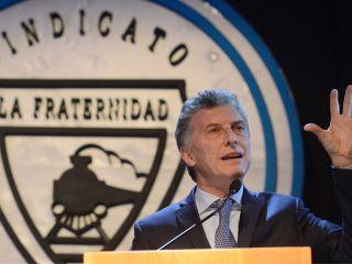 Macri: llevamos un año y medio y vamos muy bien
