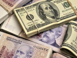 El dólar buscando nuevo piso