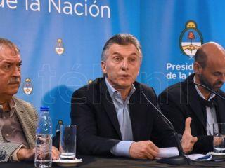 Macri: De Vido si tenés información traéla