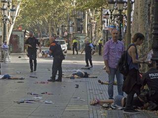 Barcelona: rápida reacción solidaria al atentado