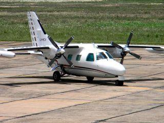 Encontraron en el Delta el avión desaparecido