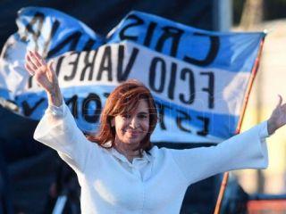 Cristina Kirchner relanzó su campaña