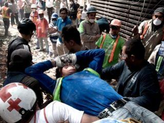 Al menos 217 muertos por el terremoto en México