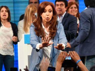 Cristina Fernández de Kirchner: No nos alcanzó