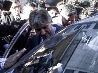 Boudou y Nuñez Carmona detenidos