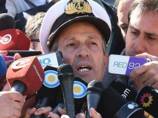 Submarino: Todo se centra en una anomalía hidroacústica del miércoles pasado