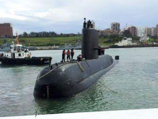 Submarino: La ONU confirmó una señal inusual