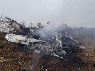 Mueren cinco amigos en accidente de avión en La Pampa