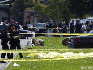 10 muertos en un tiroteo en una universidad de EEUU