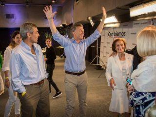 Macri es el nuevo presidente argentino