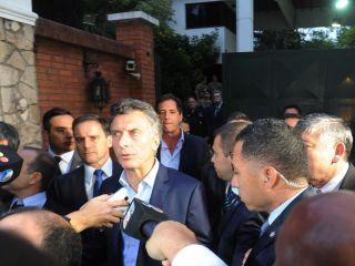 Macri: La reuni�n con Cristina Kirchner no vali� la pena