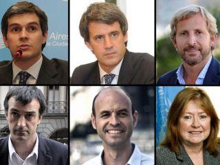 Los ministros que integrar�n el Gabinete de Macri