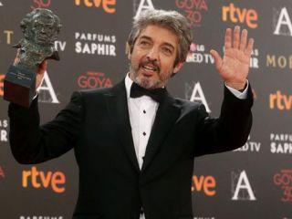Dar�n se qued� con el Premio Goya a mejor actor