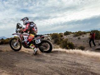 M�s detalles del Dakar 2017