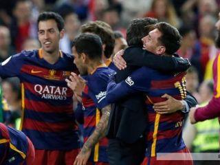 Barcelona se adjudic� la Copa del Rey