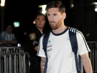 Todos est�n con Messi