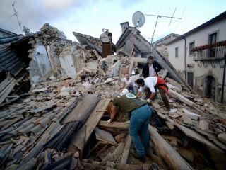 Terremoto en Italia: 247 los muertos