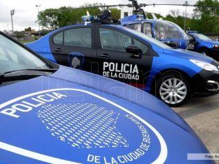 La nueva polic�a de la ciudad de Buenos Aires