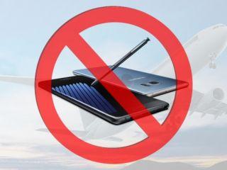 Samsung ofrece equipos de recambio en aeropuertos