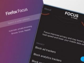 Mozilla lanzó Firefox Focus