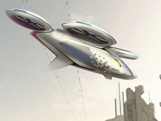 Airbus y sus prototipos de coches voladores autónomos