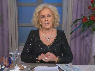 Mirtha Legrand: yo no soy panqueque