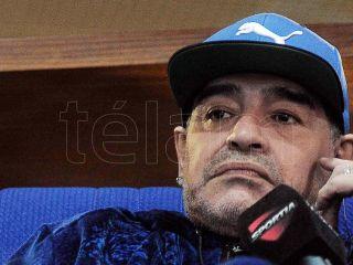 Maradona: ¿yo influí para que suspendieran a Messi?