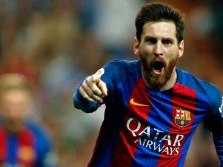 Otra vez Messi