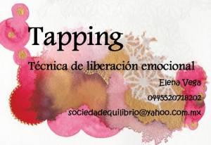 Terapia con Tapping, Liberación Emocional