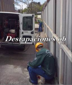 destapaciones zona oeste,sur,norte y capital