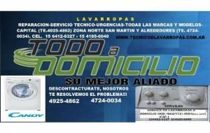 WHIRLPOOL SERVICIO TECNICO DE LAVARROPAS WHIRLPOOL 49254862 /1164126327 CEL. 154 1856040