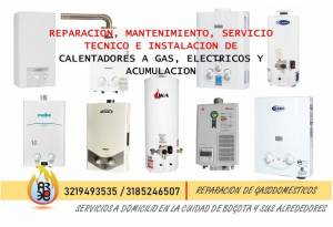 Servicio Tecnico de Calentadores Home Express