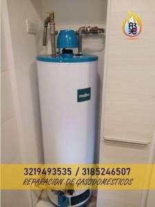 Servicio Tecnico de Calentadores Mabe 4580869