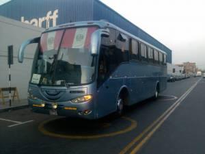 Excursiones, Paseos, Transporte de Personal,Tours