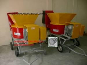 PICADORAS PARA COMPOST