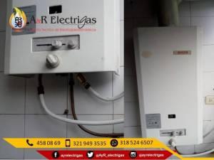 Reparacion y Servicio Tecnico Calentadores Bosch