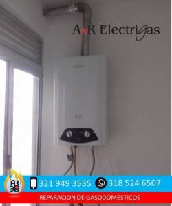 Reparacion y Mantenimiento de Calentadores Sueco